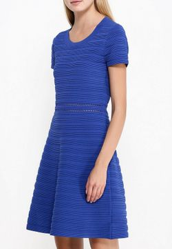 Платье Michael Michael Kors                                                                                                              синий цвет