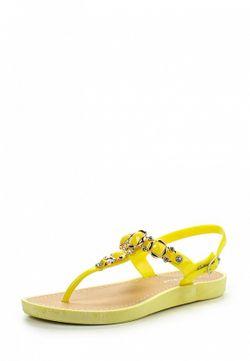 Сандалии Mixfeel                                                                                                              желтый цвет