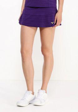 Юбка Mizuno                                                                                                              фиолетовый цвет