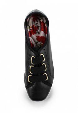 Ботинки Moleca                                                                                                              черный цвет