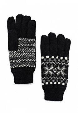 Перчатки Modo Gru                                                                                                              черный цвет