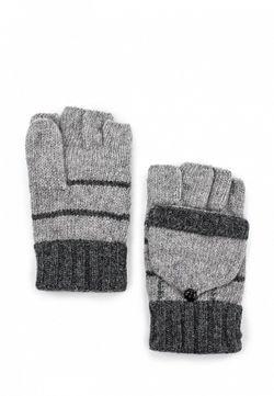 Перчатки Modo Gru                                                                                                              серый цвет