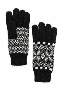 Перчатки Modo Gru                                                                                                              чёрный цвет