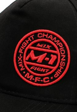 Кепка M-1                                                                                                              чёрный цвет