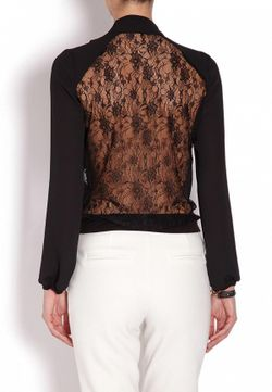 Блуза Morgan                                                                                                              чёрный цвет