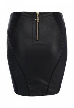 Юбка Morgan                                                                                                              черный цвет