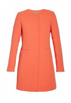 Пальто Morgan                                                                                                              оранжевый цвет