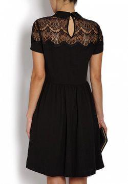 Платье Morgan                                                                                                              чёрный цвет