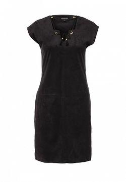 Платье Morgan                                                                                                              черный цвет