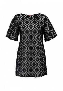 Платье Пляжное Motel rocks                                                                                                              чёрный цвет