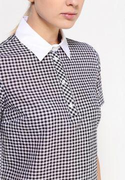 Блуза MOTIVI                                                                                                              серый цвет