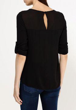 Блуза MOTIVI                                                                                                              чёрный цвет