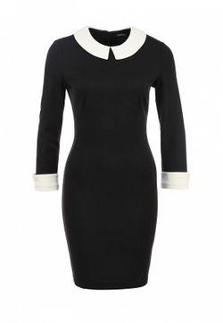 Платье MOTIVI                                                                                                              чёрный цвет