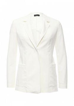Пиджак MOTIVI                                                                                                              белый цвет