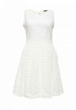 Платье MOTIVI                                                                                                              белый цвет