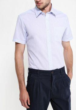 Рубашка Modis                                                                                                              голубой цвет