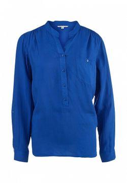 Блуза Modis                                                                                                              синий цвет