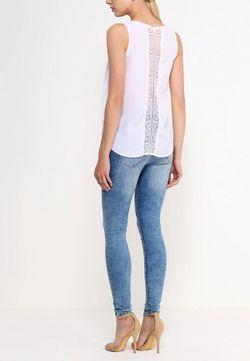 Блуза Modis                                                                                                              белый цвет