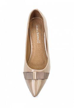 Туфли Moda-Emme                                                                                                              бежевый цвет
