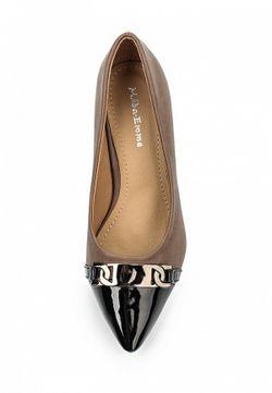 Туфли Mada-Emme                                                                                                              бежевый цвет