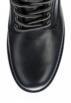 Ботинки Montefiori                                                                                                              синий цвет