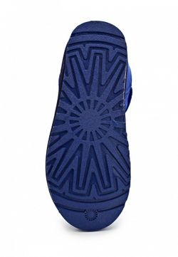 Угги Mon Ami                                                                                                              синий цвет