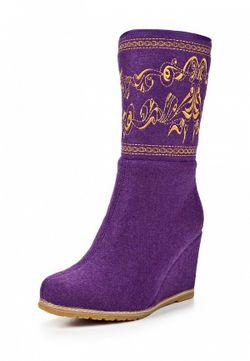 Валенки Mon Ami                                                                                                              фиолетовый цвет