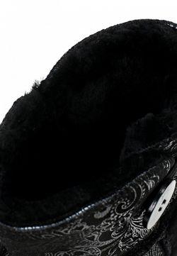 Угги Mon Ami                                                                                                              чёрный цвет