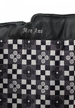 Резиновые Сапоги Mon Ami                                                                                                              черный цвет