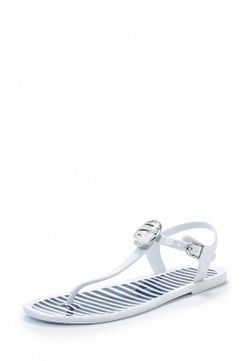 Сандалии Mon Ami                                                                                                              белый цвет