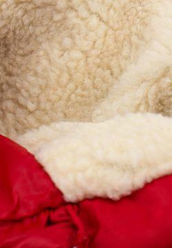 Дутики Mon Ami                                                                                                              красный цвет