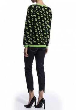 Джемпер Moschino Cheap and Chic                                                                                                              черный цвет