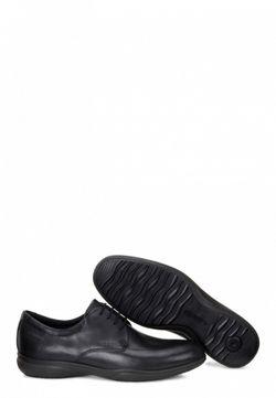 Полуботинки Grenoble Ecco                                                                                                              чёрный цвет