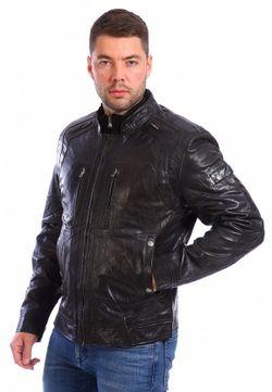 Куртка Московская Меховая Компания Московская Меховая Компания                                                                                                              чёрный цвет