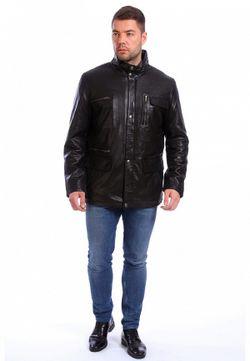 Куртка Московская Меховая Компания Московская Меховая Компания                                                                                                              черный цвет