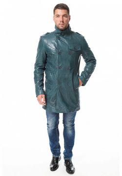 Куртка Московская Меховая Компания Московская Меховая Компания                                                                                                              синий цвет