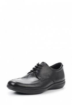 Туфли Grenoble Ecco                                                                                                              черный цвет
