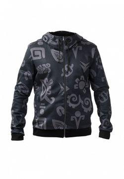 Куртка Pavel Yerokin                                                                                                              чёрный цвет