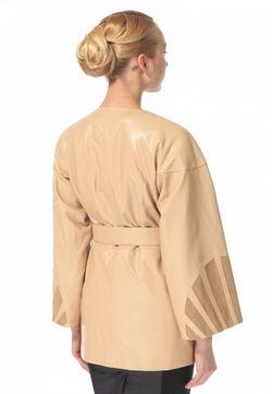 Куртка Московская Меховая Компания Московская Меховая Компания                                                                                                              бежевый цвет