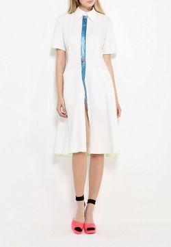 Платье Bodra                                                                                                              белый цвет