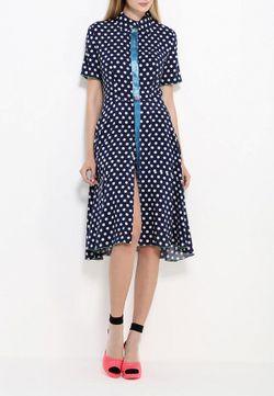 Платье Bodra                                                                                                              синий цвет