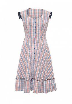 Платье Bodra                                                                                                              многоцветный цвет