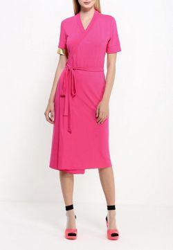 Платье Bodra                                                                                                              розовый цвет