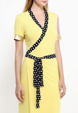 Платье Bodra                                                                                                              желтый цвет