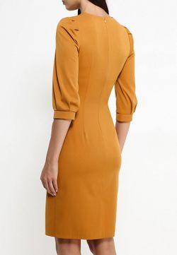 Платье Olga Grinyuk                                                                                                              оранжевый цвет