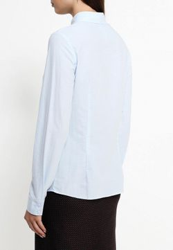 Рубашка Olga Grinyuk                                                                                                              голубой цвет