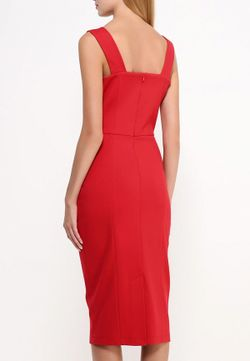 Платье GLZN by Galina Zhondorova                                                                                                              красный цвет