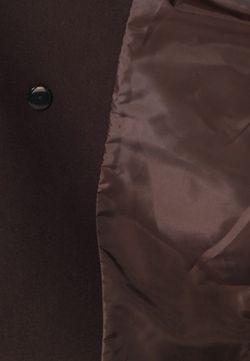 Пальто Московская Меховая Компания Московская Меховая Компания                                                                                                              коричневый цвет