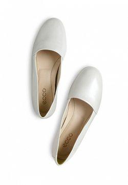 Туфли Dlite Ecco                                                                                                              белый цвет