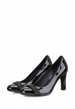 Туфли Turino Ecco                                                                                                              чёрный цвет